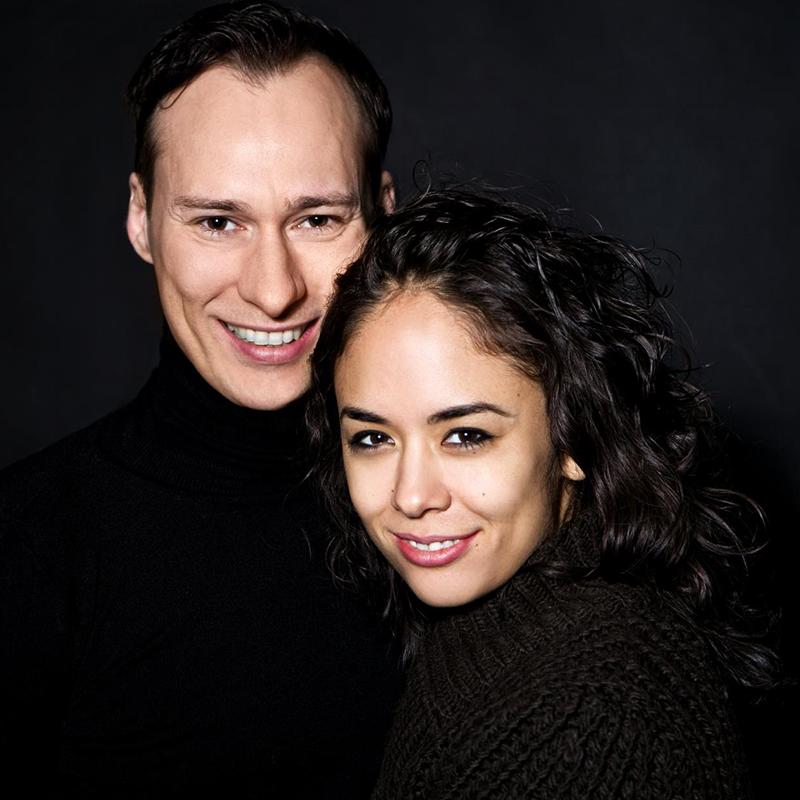 Nina und Sven Ninnemann